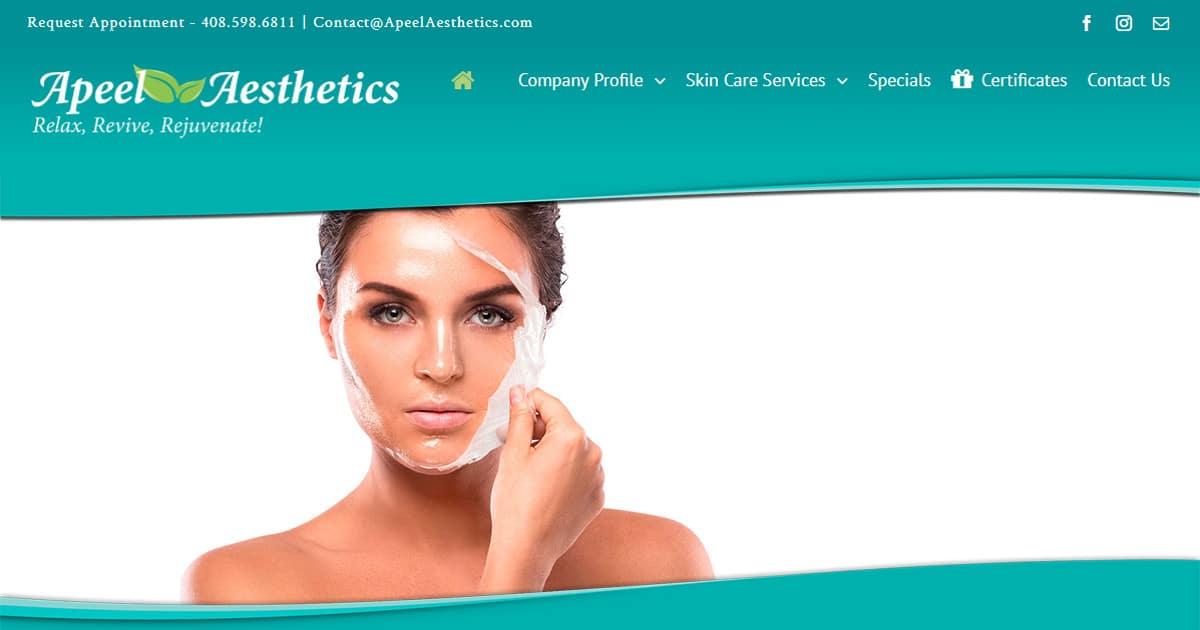 Apeel Aesthetics Achieve Optimal Skin Health And Wellness
