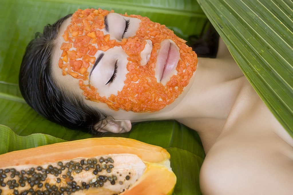 Papaya Peel