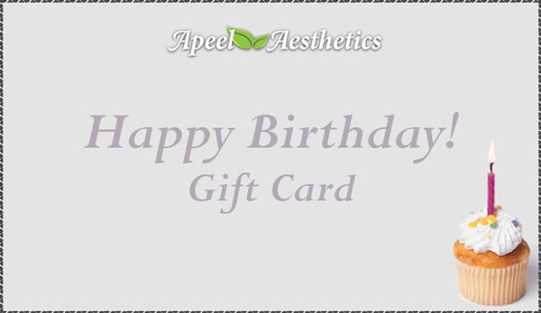 Happy Birthday Virtual Gift Card