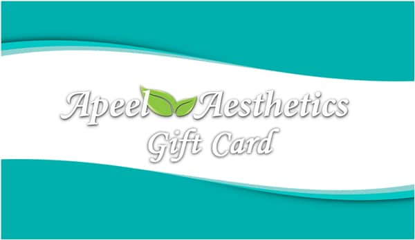 Apeel Aesthetics Virtual Gift Card