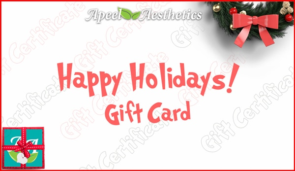 Holiday Virtual Gift Card