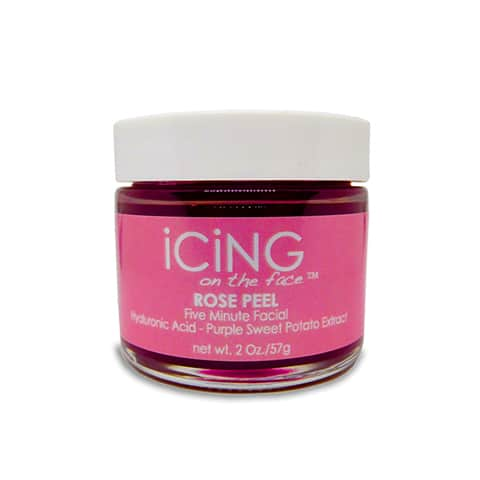 ICING Rose Peel